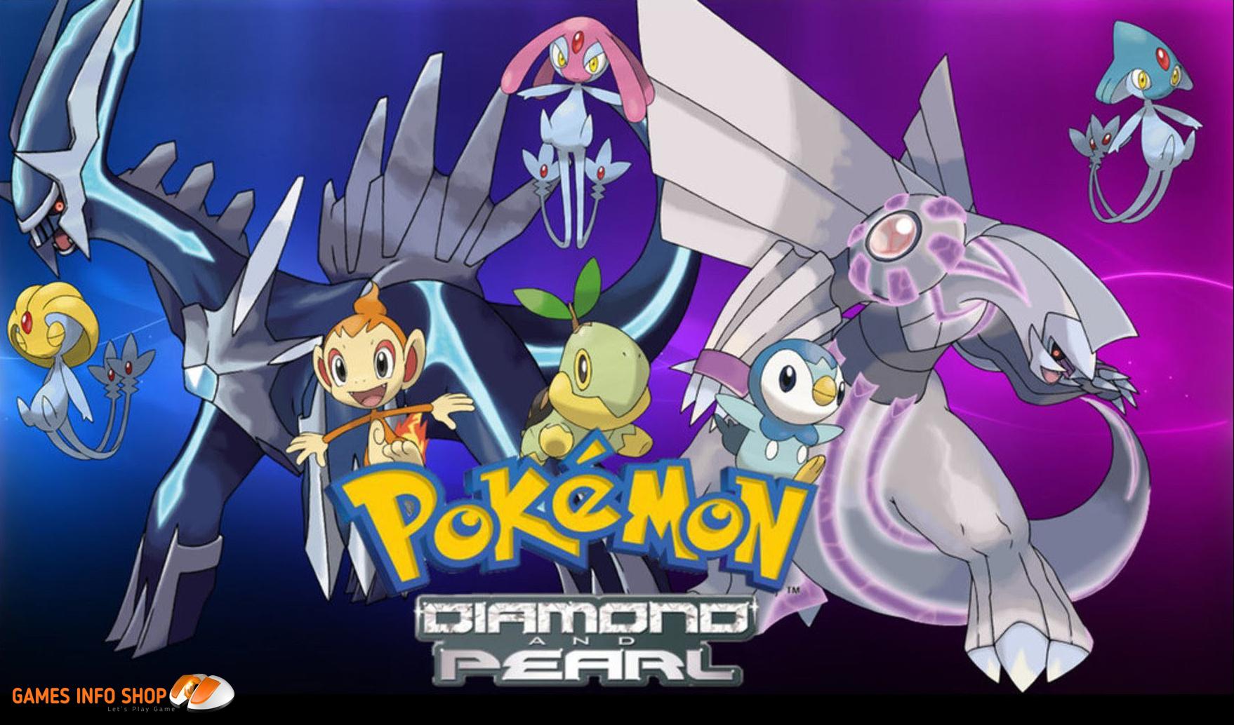 Pokemon Perl