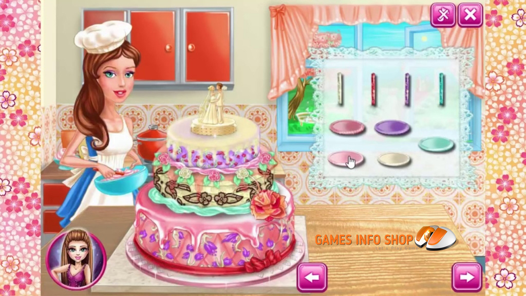 Barbie Chocolate Cake - Game 2 Play Online