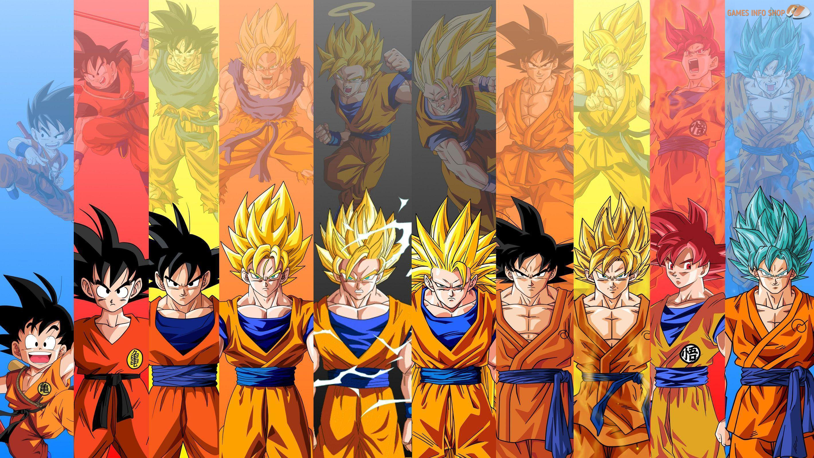 Do You Know About Dragon Ball Super Manga Games Info Shop